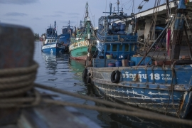 A trafficked fisherman's tale: 'My life was destroyed'