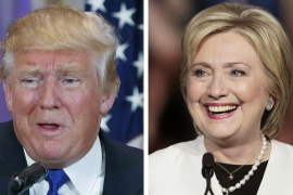 Super Tuesday: Donald Trump and Hillary Clinton win big