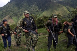 Colombia and FARC rebels announce deal on ceasefire