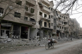 Has the world betrayed Syria?