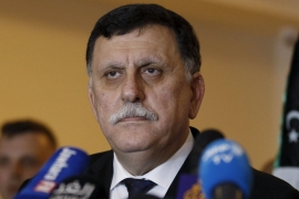 Sarraj said he hoped the eastern parliament would still move to endorse his government [Reuters]