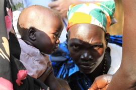The targeting of medical facilities in South Sudan has had drastic consequences for the population, as civilians are unable to get treatment for even basic conditions [Justin Lynch/Al Jazeera]