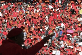Julius Malema vows to seize white-owned land
