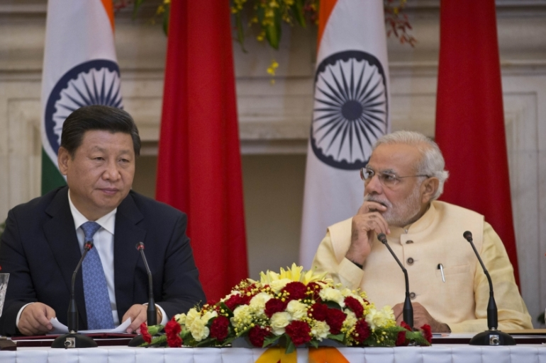 India has been cooperating with China in many areas, writes Borah [AP]
