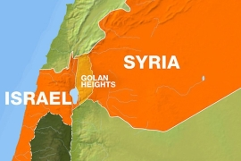 UN rejects Israel's claim over Syria's Golan Heights