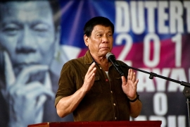 Rodrigo Duterte: Guns, Goons and the Presidency