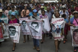 Mexico: Searching for the Ayotzinapa students