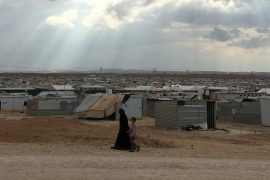 The 80,000 Syrian refugees in Zaatari survive in cramped, thin-walled homes with intermittent electricity [Inna Lazareva/Al Jazeera]