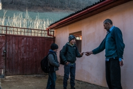 Turning darkness to light in rural Romania