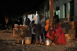 The expensive luxury of electricity in Somalia