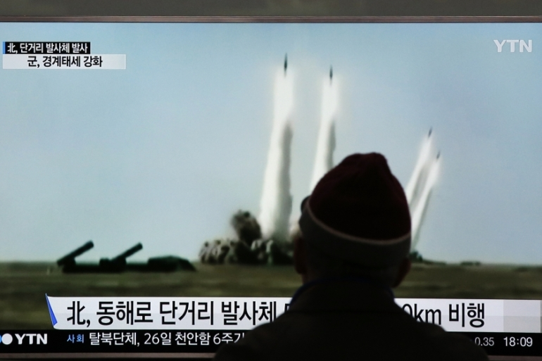 The eventual deployment of the North Korean nuclear-armed missiles might easily push South Korea towards acquiring its own nuclear deterrent, writes Lankov [The Associated Press]