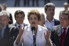 Brazil: Current president is a traitor, says Rousseff