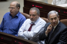 Israeli minister resigns after row with Netanyahu