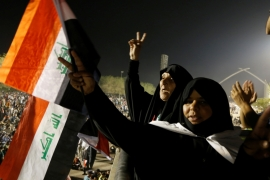Is people power emerging in Iraq?