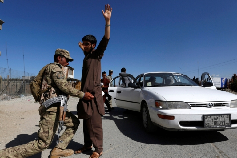 Taliban's spring offensive has prompted tightening of Afghan security [Parwiz/Reuters]