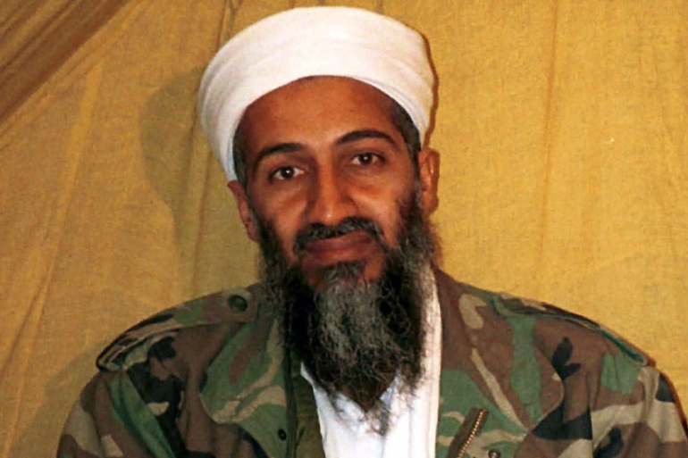 The doctor helped the CIA track al-Qaeda leader Osama bin Laden (pictured) [File: Associated Press]