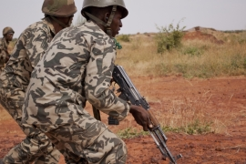 Large tracts of Mali are still not controlled by domestic or foreign troops [File: EPA]