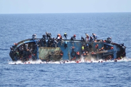 Between January 1 and May 25, 2016, at least 1,475 died making the journey to Europe by sea [Reuters]