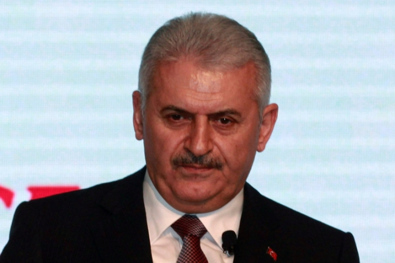 Yildirim will land in Washington on Tuesday and is scheduled to meet Mike Pence, US vice president [Reuters]