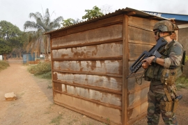 Rape allegations plague peacekeeping mission in Central African Republic