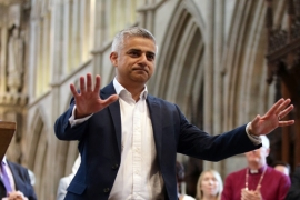 Is Sadiq Khan the face of multicultural Britain?