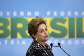 Dilma Rousseff takes impeachment fight to Supreme Court