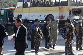Afghanistan: 14 Nepali security guards killed in Kabul