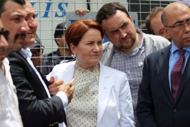 With significant support from MHP members, Aksener's victory is almost certain, write Paul and Seyrek [Reuters]