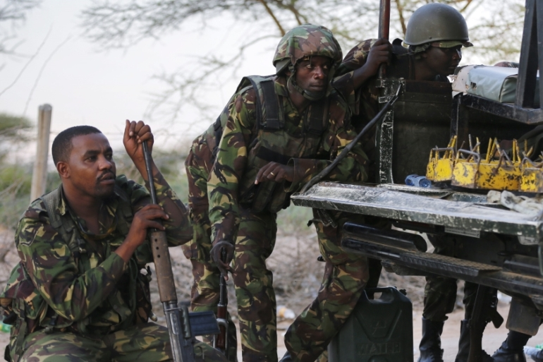 The Garissa attack was Kenya's bloodiest since al-Qaeda bombed the US embassy in Nairobi in 1998 [File:EPA]