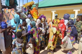 Boko Haram's armed campaign has displaced some 2.5 million people [File: AP]