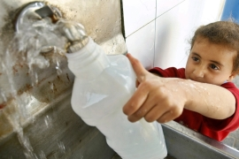 Israel has limited the water available to Palestinians in the West Bank and the Gaza Strip since its forces occupied the territories