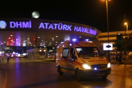 Timeline of attacks in Turkey