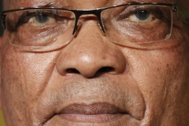 Zuma spent $23m on upgrades to his Nkandla home, which included a swimming pool, a cattle enclosure and an amphitheatre [EPA]