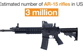 Orlando shooting: The deadly legacy of the AR-15 rifle
