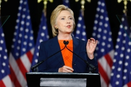 Hillary Clinton: Donald Trump's ideas are outright lies