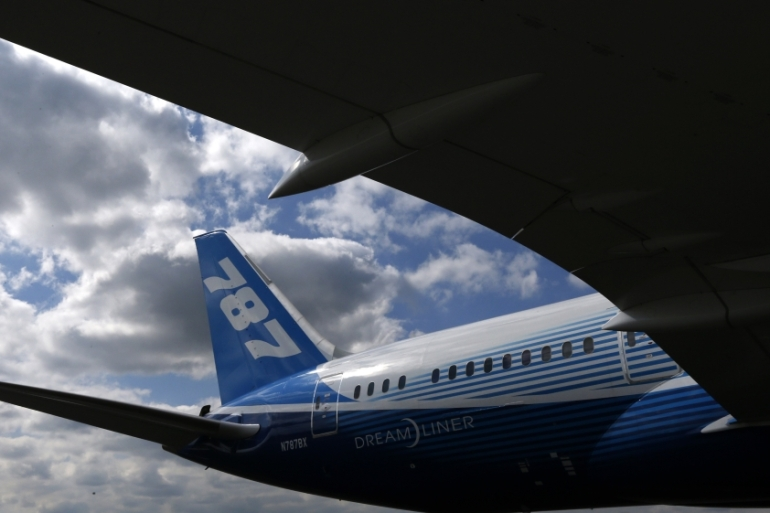 FAA delegates its responsibility for regulation to Boeing engineers [File: Phil Noble/Reuters]