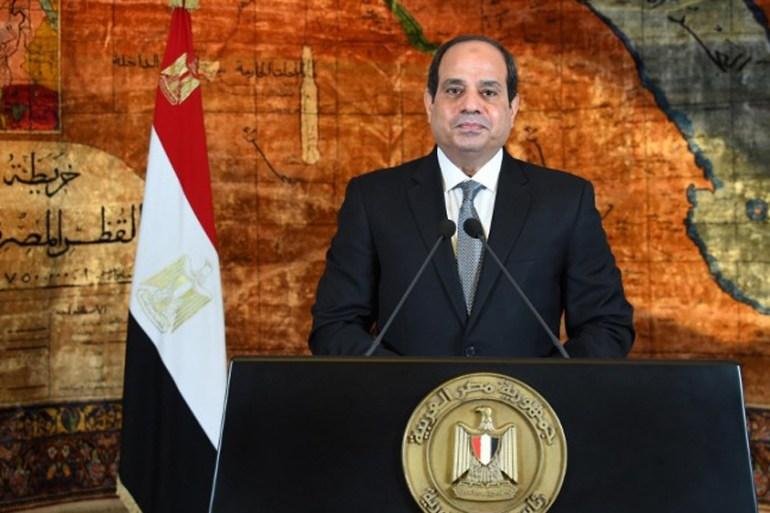 egypt s fattah el sisi celebrates toppling of morsi