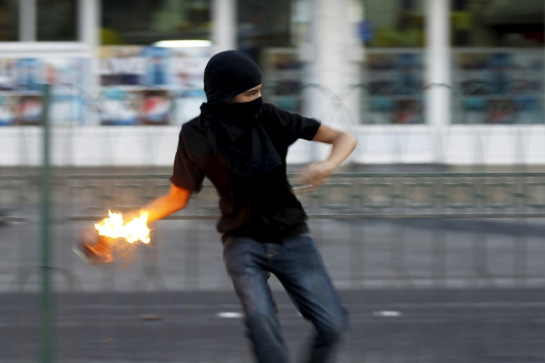 Protests in Bahrain have usually been marred by violence [Reuters]