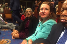US Democrats end House sit-in over gun control