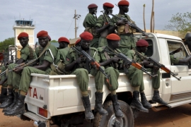 South Sudan: A country captured by armed factions