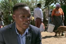 For many South African youth, the ANC is not delivering on its promise to lift millions of South Africans out of poverty [Al Jazeera]