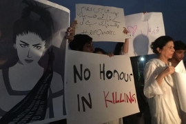 Despite a world of difference between online expression among publicly vocal women, the nature of hate they get is the same, writes Mehmood [Alia Chughtai/Al Jazeera]