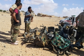 France confirms three soldiers killed in Libya