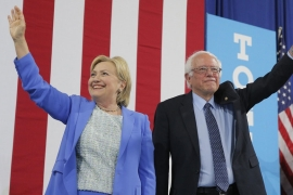 Leaked emails appear to show DNC hostility to Sanders
