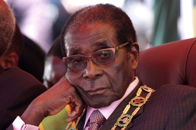 Robert Mugabe has been increasingly criticised by war veterans and human rights activists [File: Reuters]