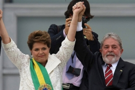 Da Silva is one of the strongest allies of President Dilma Rousseff in her fight against an impeachment [EPA]