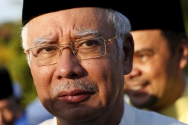 Calls for Malaysia PM's resignation over 1MDB scandal