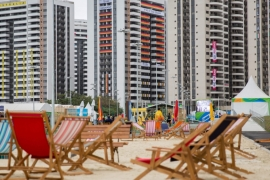 Rio 2016: City revamped in run-up to Olympics