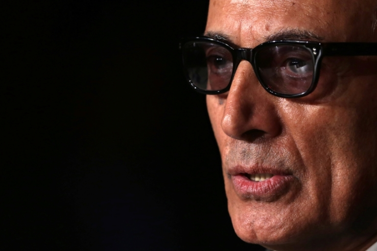 Director Abbas Kiarostami [Reuters]