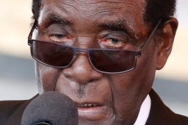 File: At 92 years old, Mugabe is the world's oldest head of state [Philimon Bulawayo/Reuters]